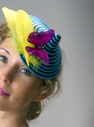 Headpiece 'CMYK'
