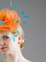 Headpiece 'Optimistic Voices'