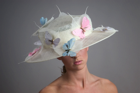 Hoed 'Royal Ascot'
